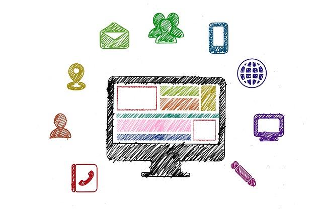 diferentes pantallas y medios para mostrar un mismo buen diseño web