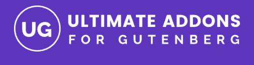 ultimate gutenberg logo